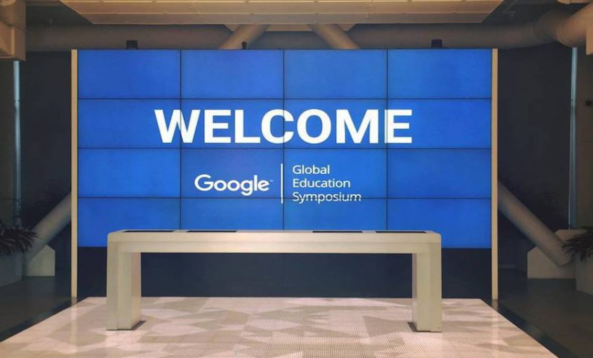 Interpreting at Google Education Symposium 2016 - Bilingva