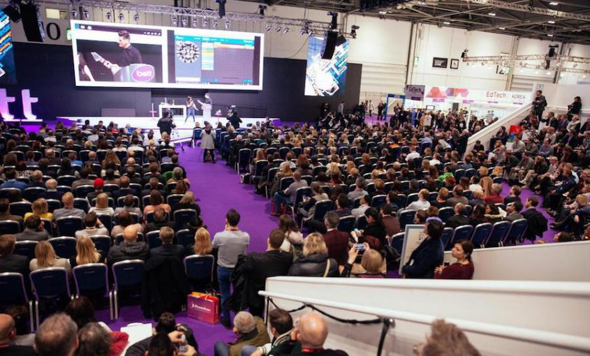 Interpreting at BETT 2017 - Bilingva