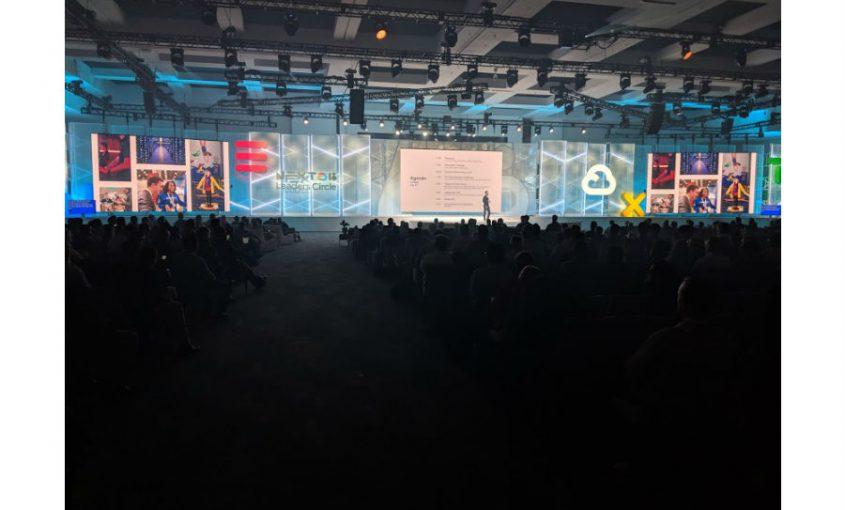 Conference Interpreting at Google Cloud Next 18 - Leaders Circle - Bilingva