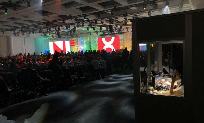 Conference Interpreting at Google Cloud Next 18 - Partner Summit - Bilingva