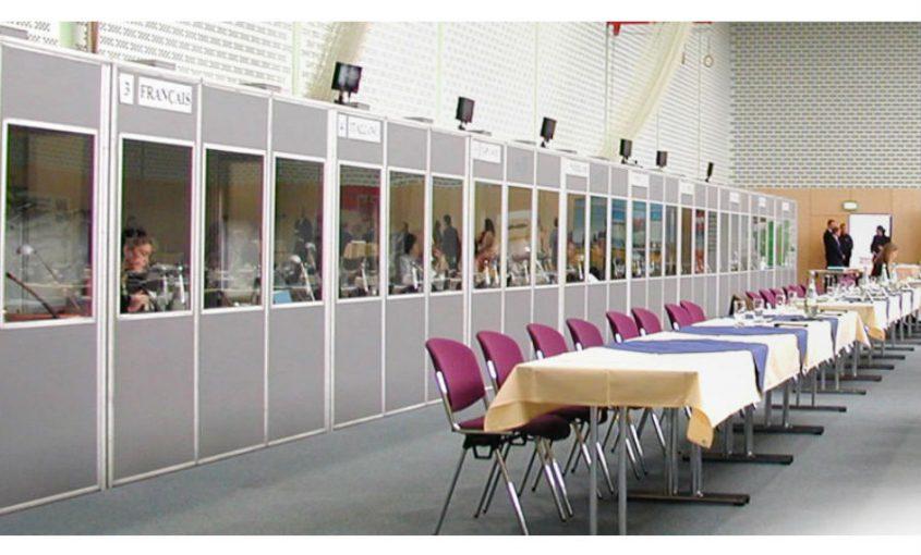 Translation Booths
