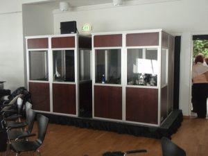 Bilingva - Interpreting Equipment Rental - Booths