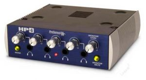 Bilingva - Interpreting Equipment Rental - HP4 Amplifier
