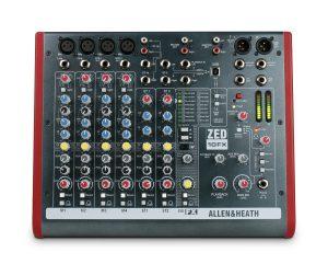 Bilingva - Interpreting Equipment Rental - ZED 10 fx