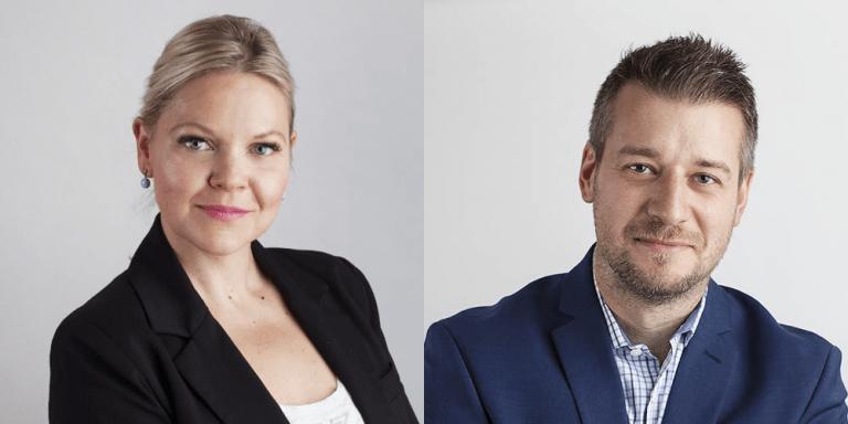 Bilingva Team - Catherine Neyman and Paul Neyman